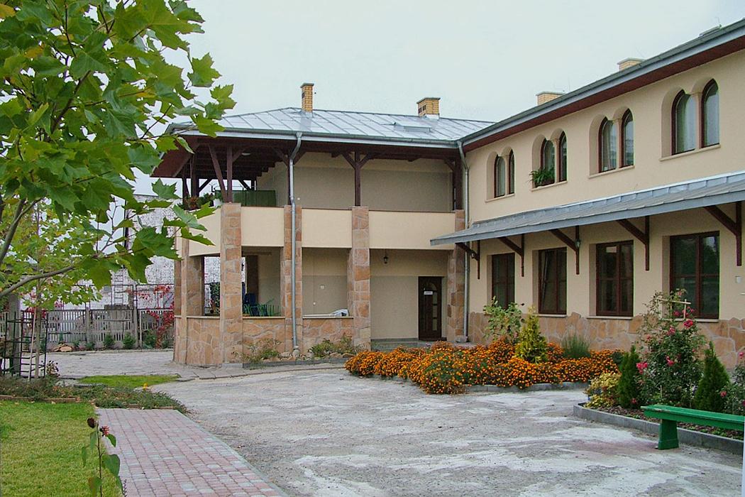 : Rozbudowa Domu Zgromadzenia Sióstr św.Michała Archanioła - Radom, ul. Wernera