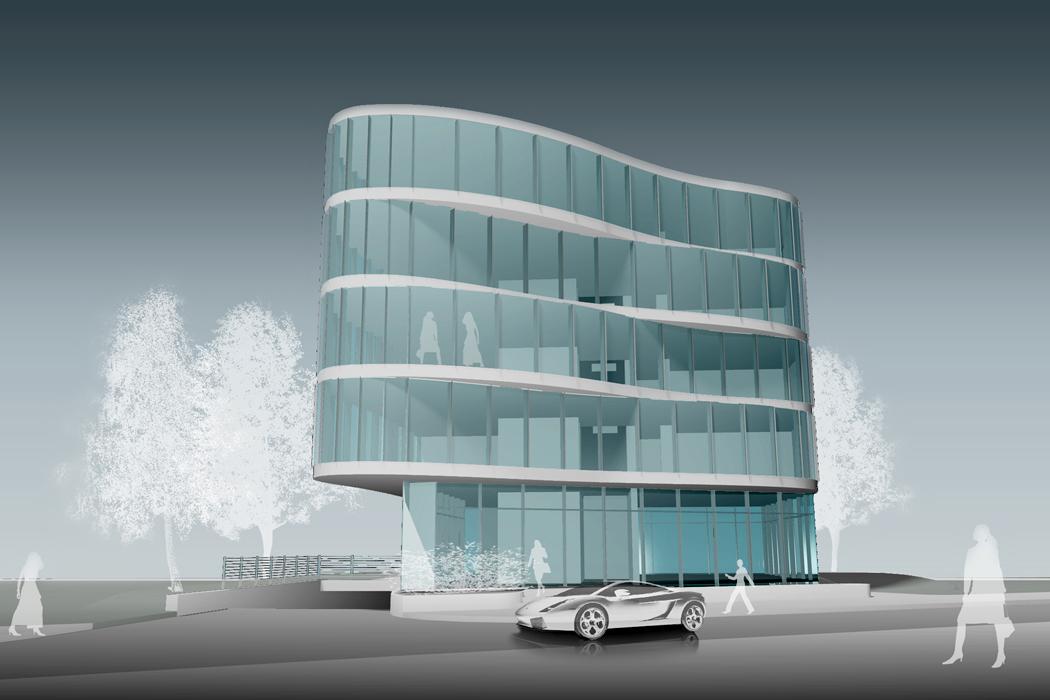 : Budynek biurowy w Radomiu - ul. Betonowa