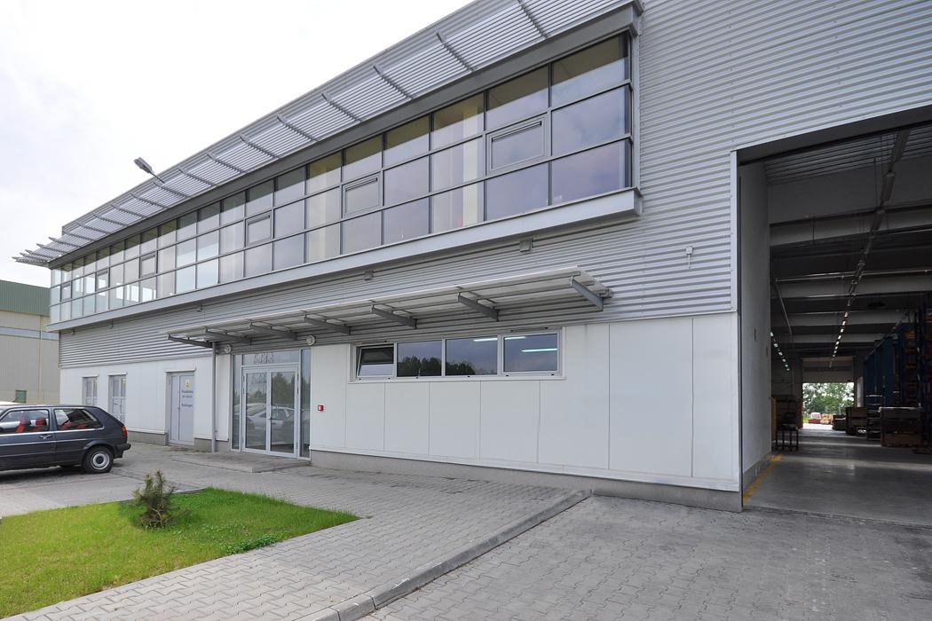 : Wytwórnia kolan stalowych Rohrbogen AG Radom
