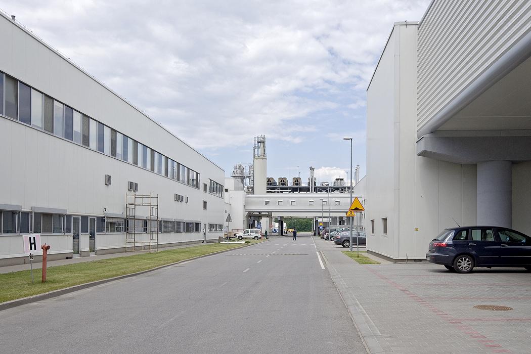 : Zakład produkcji spożywczej