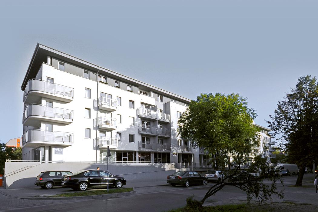 : Budynek mieszkalny w Radomiu - ul. Sedlaka