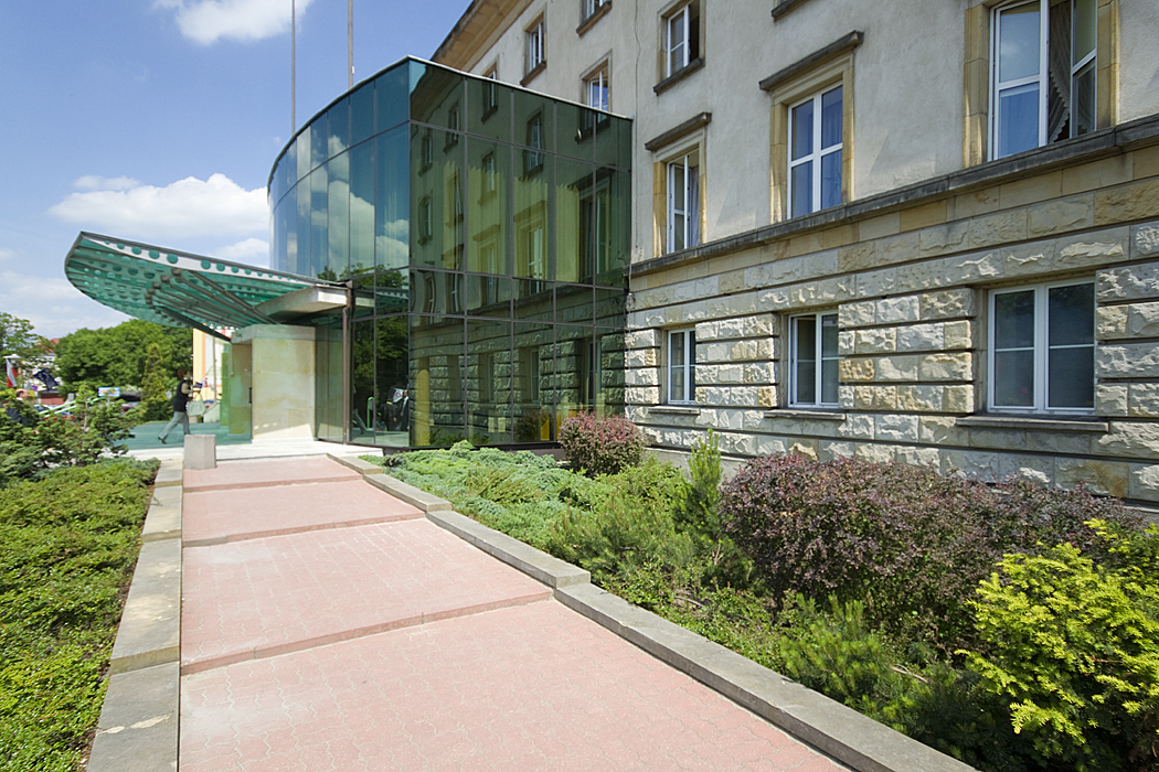 : Przebudowa Urzędu Miejskiego w Radomiu